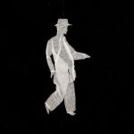 Jo Pellenz - Figur mit Hut