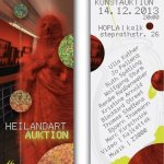 Heilandart Auktion 2013 - Cafe hopla